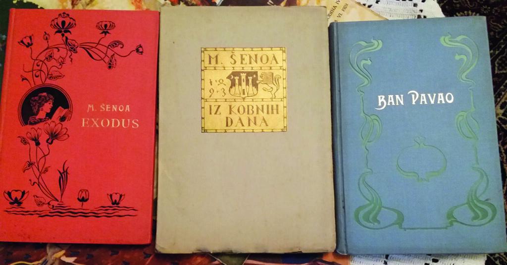 Milan Šenoa - povijesni romani