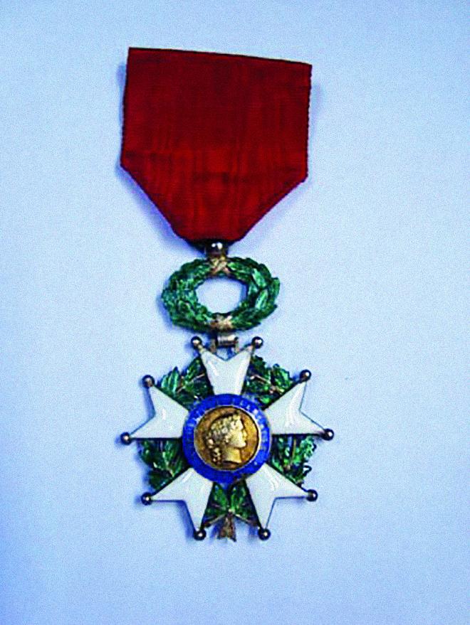Orden francuske legije časti