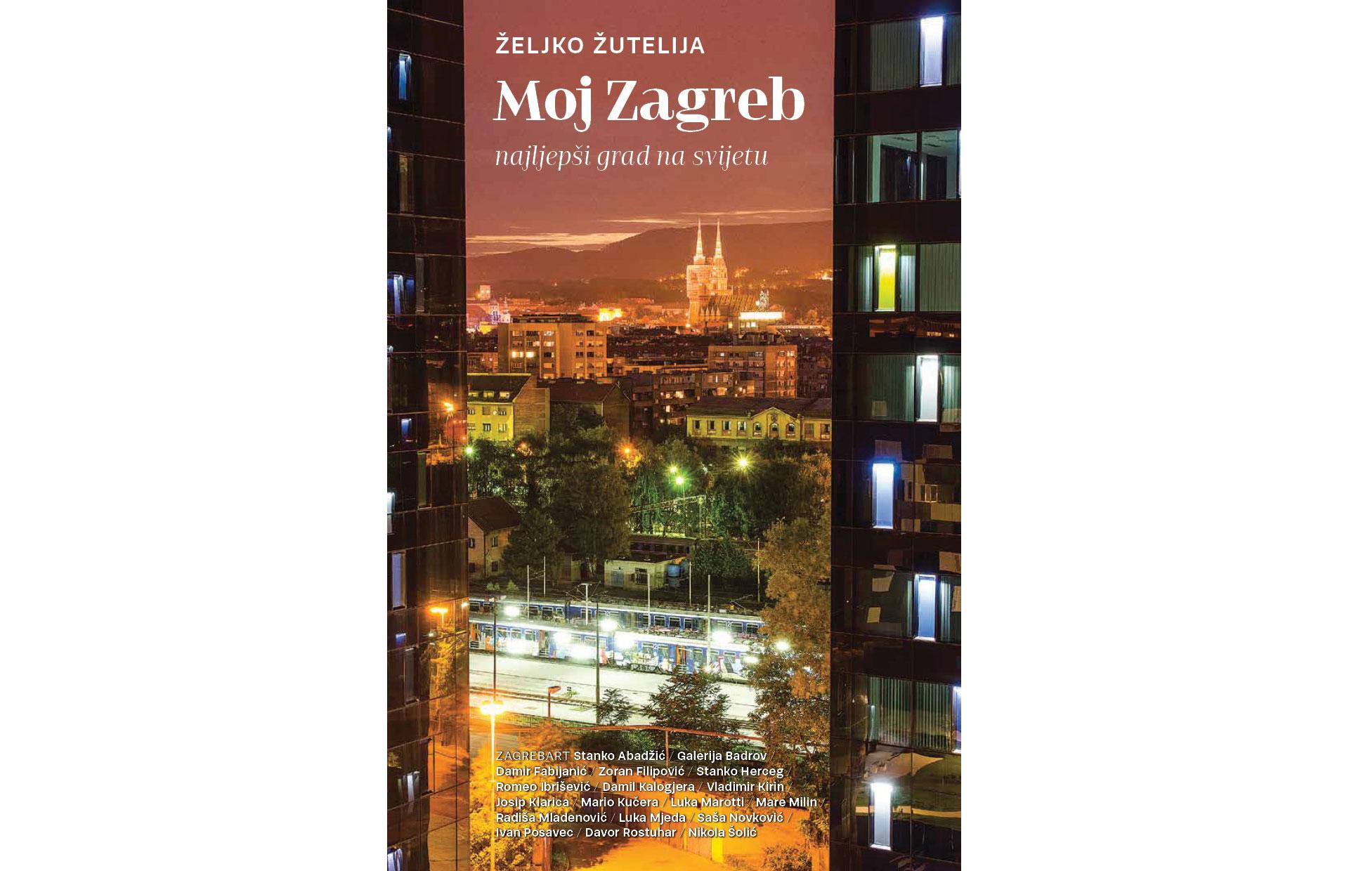 Moj Zagreb - Željko Žutelija